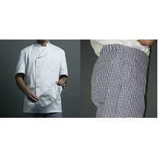 Chaqueta Cocinero + Pantalón
